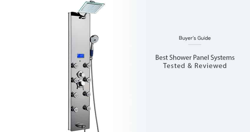 Best-Shower-Panel-Systems-reviews